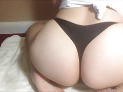 PAWG Motivation...(Oiled Up Booty Tease)