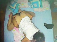 Cheating couple gets caught on a spy cam, kicking things off with a long...