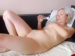 Hottest Homemade record with MILF, Toys scenes