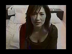 Japanese wife toys herself