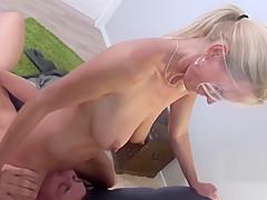 German Blond Milfs
