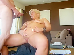 Incredible Homemade record with Fingering, Mature scenes