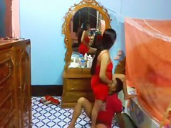 bangla honeymoon pair homamde bj