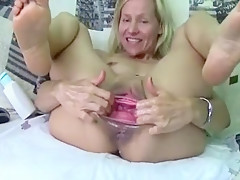 Huge Pussy Fisting Part-1