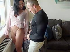 Muscled Mistress Ass Licking