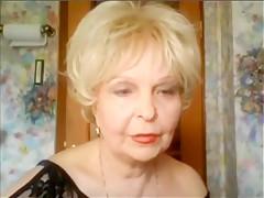 Blonde Granny Sucks And Fucks Younger Cock