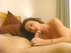 Taboo! Son fucks his real busty mother with hot creampie!