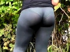 transparent leggings