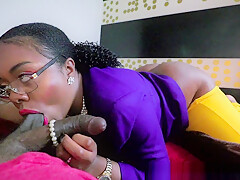 My Step-Mom Caught Me Jacking Off (4K)