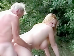 Reality Norsk Babe Outdoor