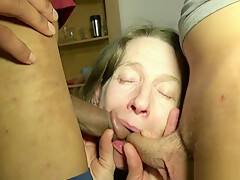 Veronique Cheats On Her Husband With Few Guys