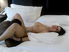 Blonde Wife Homemade Doggystyle Sex