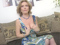 Making My Grandma Cum