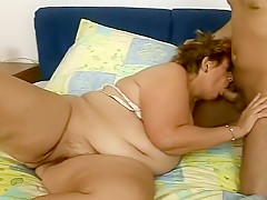 Best Homemade video with BBW, Hairy scenes