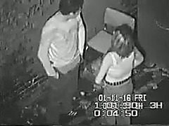 Mother I'd Like To Fuck caught cheating on her husband on security...