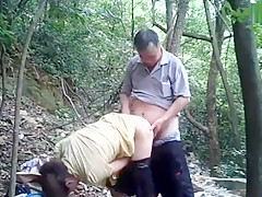 old man chinese fuck young girl